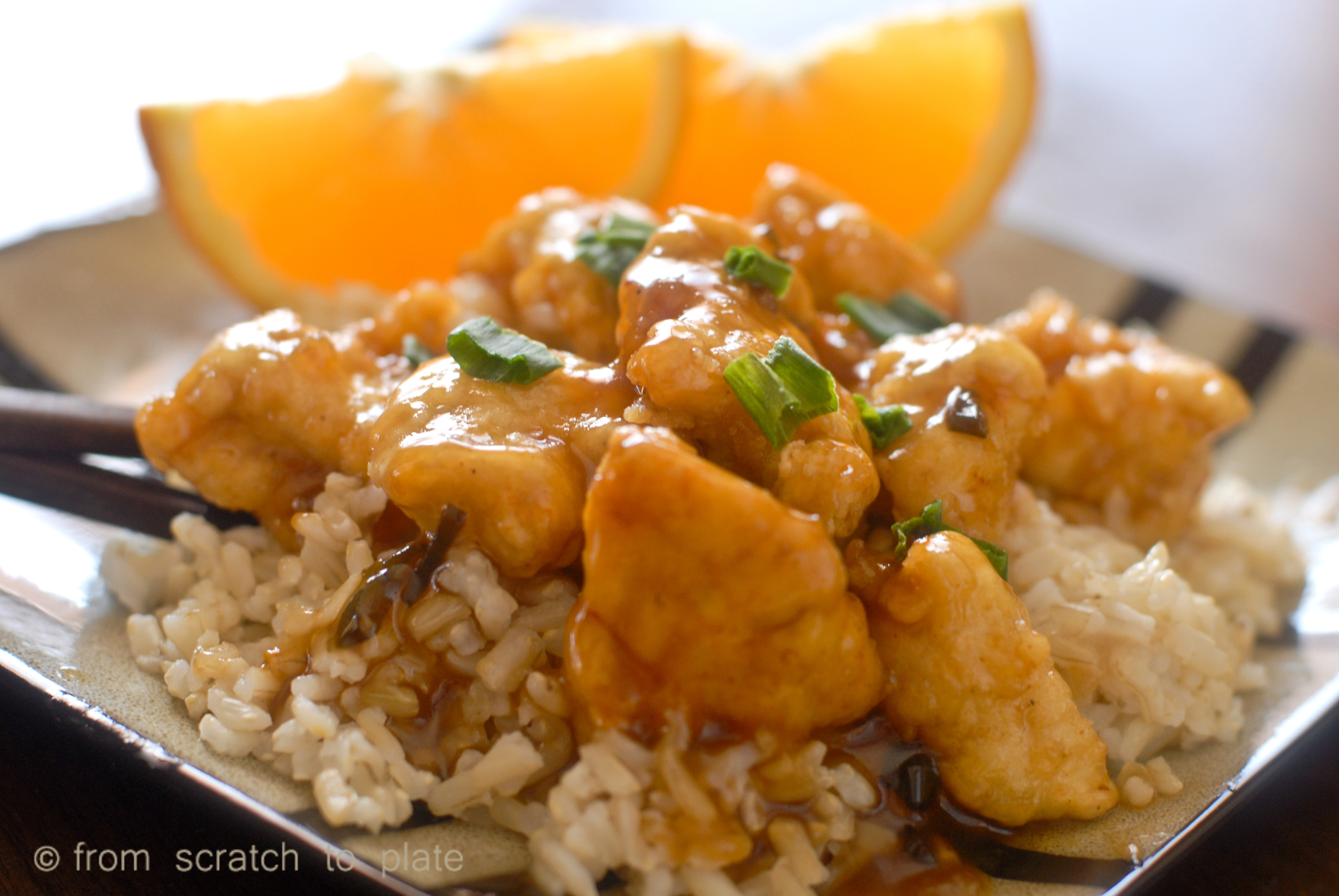 Asian orange chicken fromscratchtoplate asian orange chicken forumfinder Choice Image