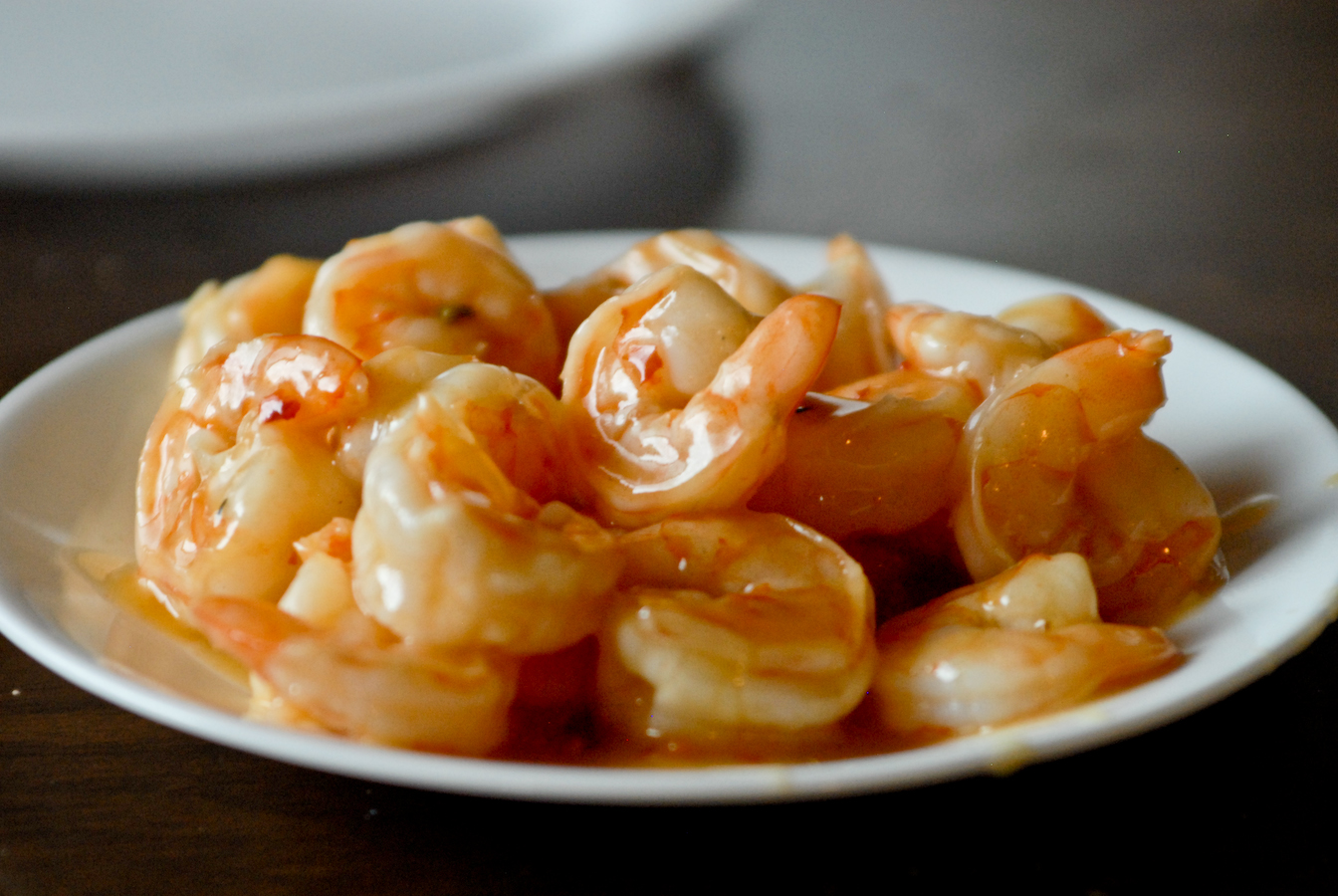 Spicy Honey Lime Shrimp fromscratchtoplate