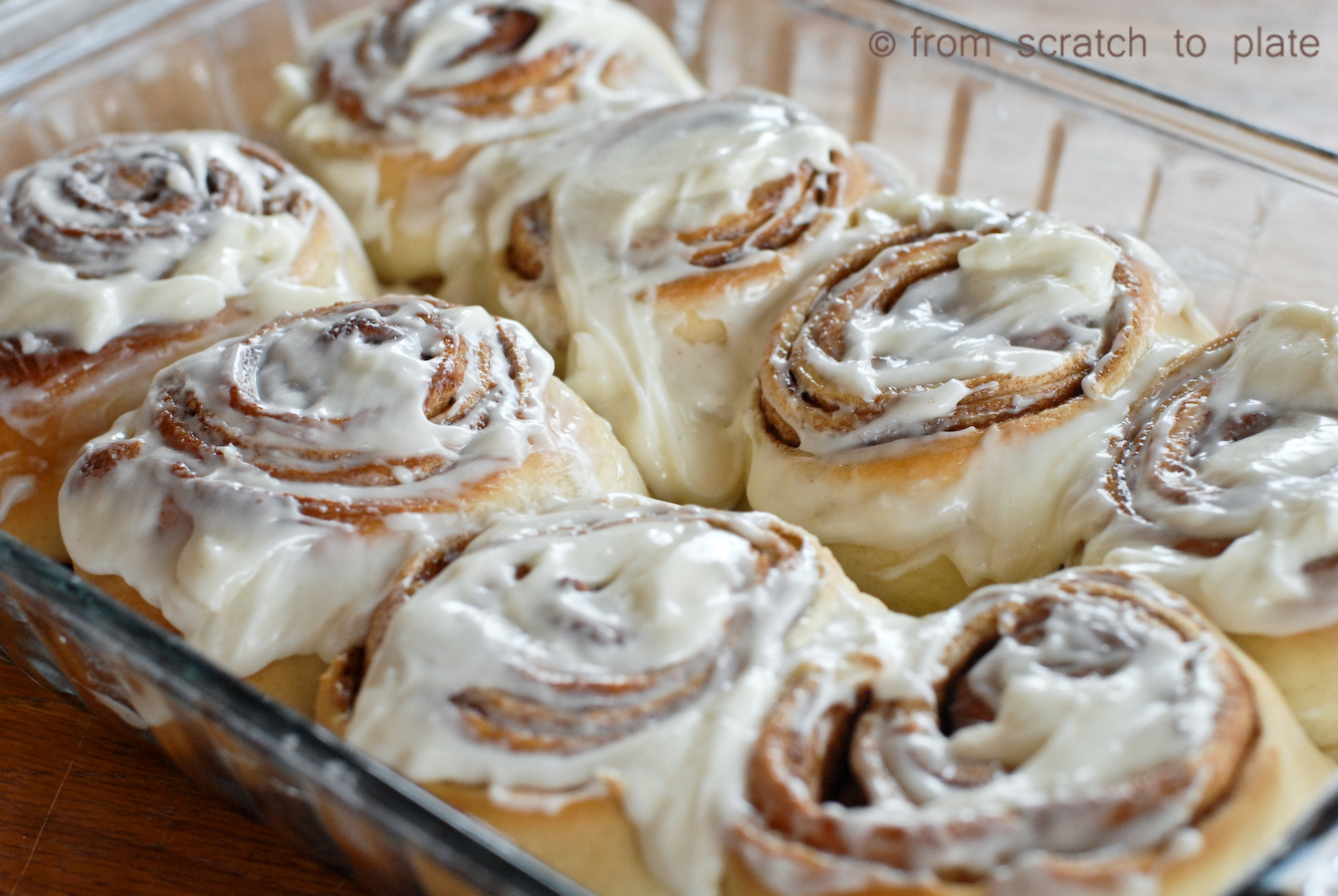 Gooey Homemade Cinnamon Rolls. How to make perfect cinnamon rolls.